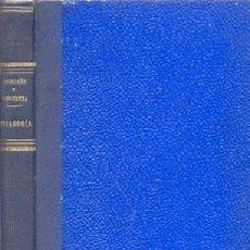 Libros antiguos: CURSO ELEMENTAL DE PEDAGOGIA – 1865. Lote 42612412