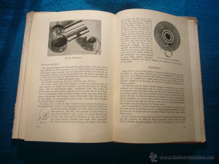 Libros antiguos: JOHANNA HUBER: - DAS BUCH DER KINDERBESCHÄFTIGUNGEN - (RAVENSBURG, 1936) (MANUALIDADES PARA NIÑOS) - Foto 8 - 45476405