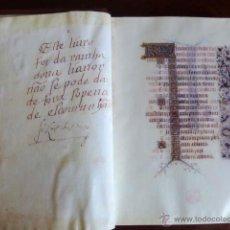 Libros antiguos: LIBRO DE HORAS DE LA REINA DOÑA LEONOR DE PORTUGAL . Lote 46446037