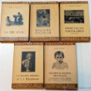 Libros antiguos: LOTE 5 LIBROS PEDAGOGIA COLECCION LABOR. BIBLIOTECA INICIACION CULTURAL. VER DESCRIPCION E TITULOS.. Lote 47356086