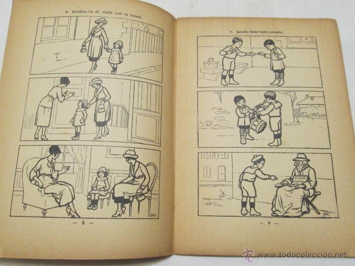 Libros antiguos: ESCENAS FAMILIARES EN IMAGINES SIN PALABRAS - PERROT Y DOT - 1930 - Foto 4 - 47759949