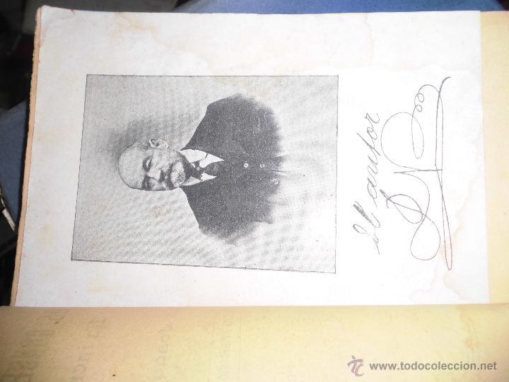 Libros antiguos: LOS CONSEJOS DE UN PADRE INCREDULIDAD Y FE J. NUÑEZ ALICANTE 1908 304 PAGINAS LIBRO RELIGIOSO - Foto 2 - 49037907