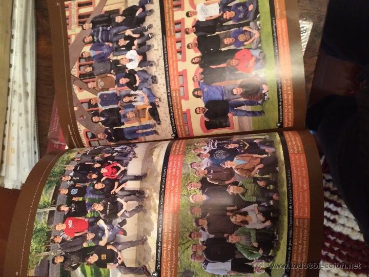 Libros antiguos: Revista Escola Joviat 2012 Manresa - Foto 3 - 167910538