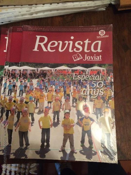 REVISTA ESCOLA JOVIAT 2012 MANRESA (Libros Antiguos, Raros y Curiosos - Ciencias, Manuales y Oficios - Pedagogía)