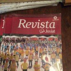 Libros antiguos: REVISTA ESCOLA JOVIAT 2012 MANRESA. Lote 167910538