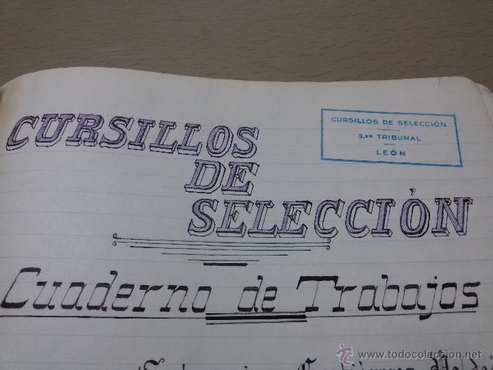 Libros antiguos: ÚNICO DIARIO DE CLASE DE UN MAESTRO DE LA REPÚBLICA EN LOS CURSILLOS DE SELECCIÓN.1933 - Foto 2 - 49627074