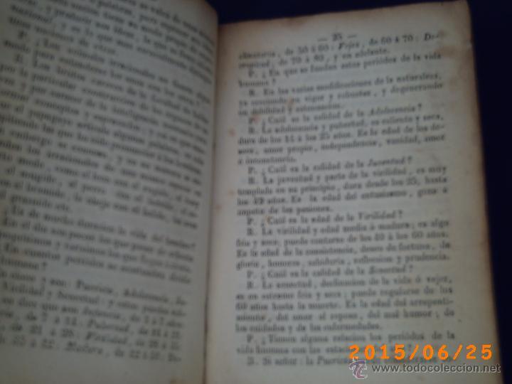 Libros antiguos: EL INSTRUCTOR DE LOS NIÑOS POR D. JOSÉ DOMENECH Y CIRCUNS-PROFESOR PÚBLICO Y REAL- AÑO 1844 - Foto 4 - 50039951
