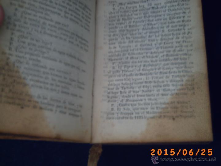 Libros antiguos: EL INSTRUCTOR DE LOS NIÑOS POR D. JOSÉ DOMENECH Y CIRCUNS-PROFESOR PÚBLICO Y REAL- AÑO 1844 - Foto 5 - 50039951
