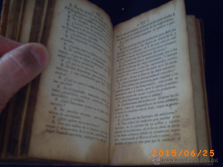 Libros antiguos: EL INSTRUCTOR DE LOS NIÑOS POR D. JOSÉ DOMENECH Y CIRCUNS-PROFESOR PÚBLICO Y REAL- AÑO 1844 - Foto 7 - 50039951