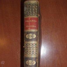 Libros antiguos: ARTE DE HABLAR BIEN FRANCES, O GRAMATICA COMPLETA, POR DON PEDRO NICOLAS CHANTREAU. 1820 . Lote 52871323