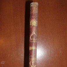 Libros antiguos: MANUAL PRACTICO DE LA LENGUA GRIEGA. POR D. RAIMUNDO GONZALEZ ANDRES. MADRID 1861. Lote 52871586