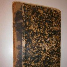 Libros antiguos: EDUCACION INTUITIVA Y LECCIONES DE COSAS PEDRO DE ALCANTARA GARCIA COMPAÑIA EDITORES 1881. Lote 52918588