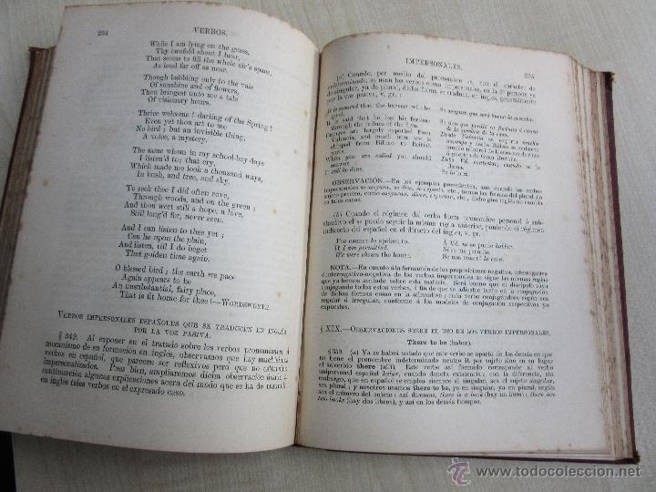 Libros antiguos: Real Sistema Británico. Gramática Inglesa y Correspondencia Mercantil 1907 MacConnell - Foto 5 - 53998393