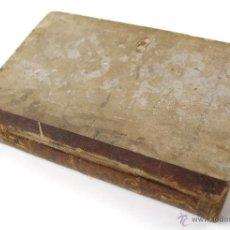 Libros antiguos: L-3035 CURSO ELEMENTAL DE PEDAGOGIA POR JOAQUIN AVENDAÑO Y MARIANO CARDERERA. 1859. Lote 54074100