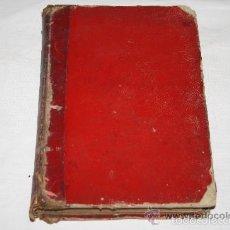Libros antiguos: 1385- 'LECCIONES ELEMENTALES DE GEOGRAFÍA GENERAL' POR DON MANUEL MERELO 9ª ED. 1895. Lote 57074575