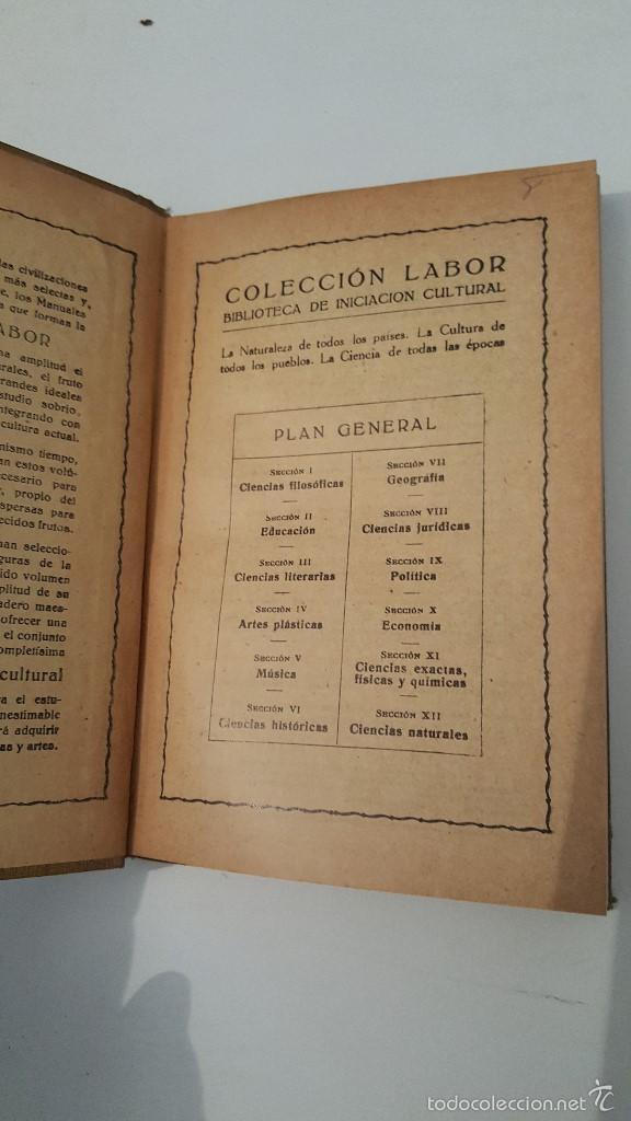 Libros antiguos: PRACTICAS ESCOLARES - COLECCION LABOR - 2º ED.1929 - Foto 2 - 57545505