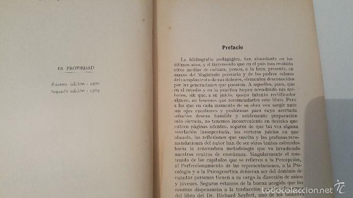 Libros antiguos: PRACTICAS ESCOLARES - COLECCION LABOR - 2º ED.1929 - Foto 4 - 57545505