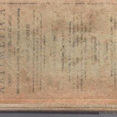 Libros antiguos: NOCIONES DE ARITMETICA EDITADO EN 1930 . Lote 57953000