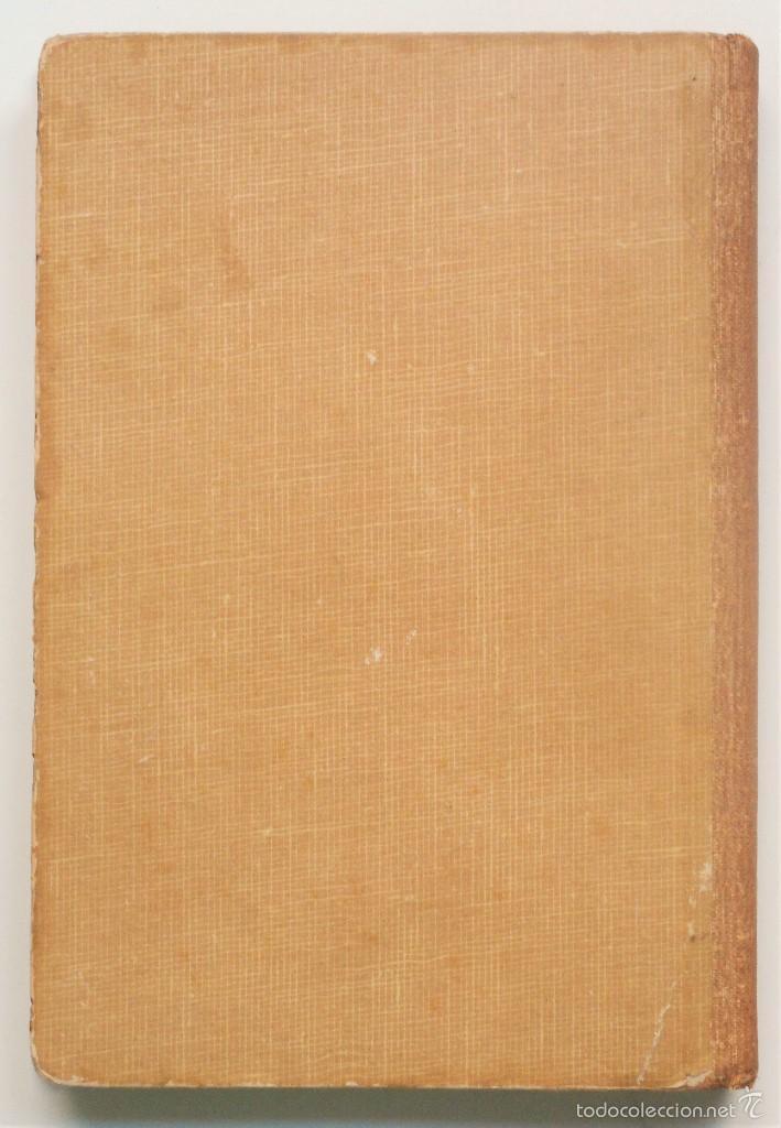 Libros antiguos: ORGANIZACIÓN DEL TRABAJO INTELECTUAL - P. CHAVIGNY - COLECCIÓN LABOR AÑO 1936 - 2ª EDICIÓN - Foto 3 - 58553285