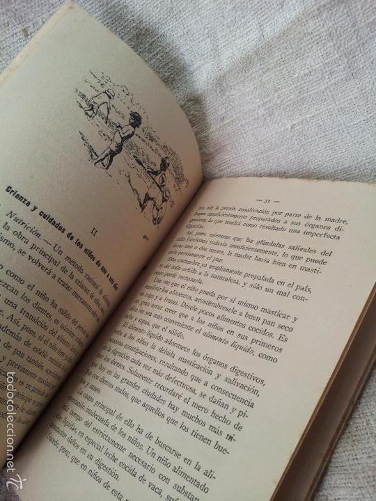 Libros antiguos: EDUCACION Y CRIANZA DE LOS NIÑOS-L.KUHNE CONSEJOS A LOS PADRES ,PRECEPTORES Y EDUCADORES 1919 - Foto 3 - 59533623