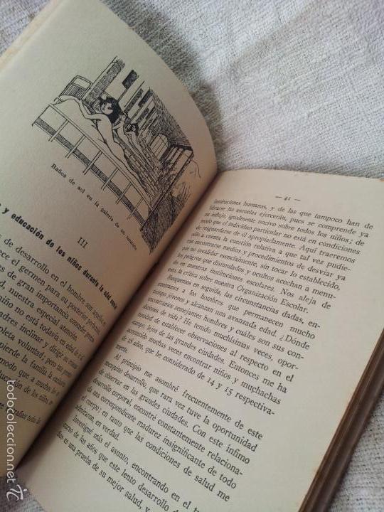 Libros antiguos: EDUCACION Y CRIANZA DE LOS NIÑOS-L.KUHNE CONSEJOS A LOS PADRES ,PRECEPTORES Y EDUCADORES 1919 - Foto 4 - 59533623
