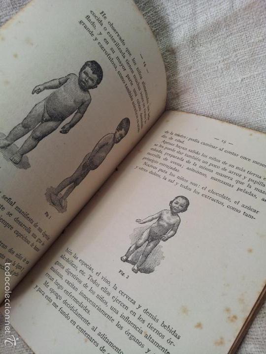 Libros antiguos: EDUCACION Y CRIANZA DE LOS NIÑOS-L.KUHNE CONSEJOS A LOS PADRES ,PRECEPTORES Y EDUCADORES 1919 - Foto 7 - 59533623