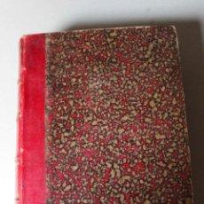 Libros antiguos: BOLETÍN-REVISTA DE LA UNIVERSIDAD DE MADRID. CONCEPTOS FUNDAMENTALES ENSEÑANZA. AÑO I-II. 1869 RARO. Lote 60851835