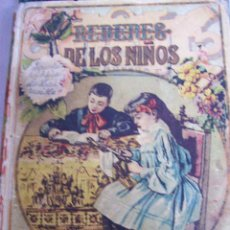 Libros antiguos: DEBERES DE LOS NIÑOS. CALLEJA. 1915. Lote 65844606