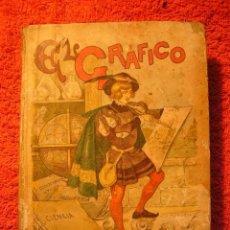 Libros antiguos: SATURNINO CALLEJA: - EL GRAFICO. METODO DE LECTURA ... DE LOS NIÑOS - (MADRID, 1878). Lote 65988266
