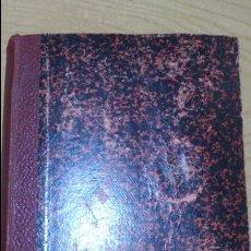 Libros antiguos: REVISTA DE EDUCACIÓN, AÑO 1911 COMPLETO, AÑO I. PEDAGOGÍA. GINER RÍOS, FERRER, COSSÍO.... Lote 68955361