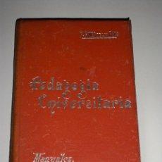 Libros antiguos: MANUALES SOLER PEDAGOGIA UNIVERSITARIA. Lote 72165747