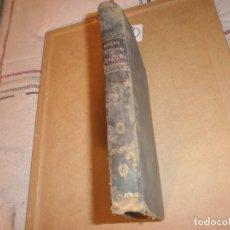 Libros antiguos: LECCIONES ANALITICAS PARA CONDUCIR A SORDOMUDOS AL CONOCIMIENTO D LAS FACULTADES INTELECTUALES 1807. Lote 166412461