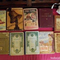 Libros antiguos: LIBROS DEL MAESTRO - AÑOS 30/40 - LOTE TAL FOTOS. Lote 76391203