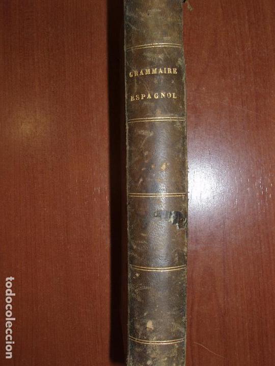 ARTE DE HABLAR BIEN FRANCES O GRAMÁTICA FRANCESA, POR PEDRO NICOLAS CHANTREAU. PARIS 1875 (Libros Antiguos, Raros y Curiosos - Ciencias, Manuales y Oficios - Pedagogía)