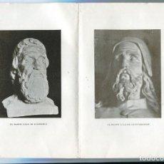 Libros antiguos: LLIBRE PEDAGOGIA 1916 BIOGRAFIA DE RAMON LLULL ANTOLOGIA FILOSOFICA LULIANA PEDAGOGIA CENTENARI . Lote 81069860