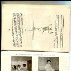 Libros antiguos: LLIBRE PEDAGOGIA ANY 1917 L'HEREU RIERA BALL DELS BASTONS CLASSE ESCOLA MONTESSORI MATERNITAT . Lote 81073728
