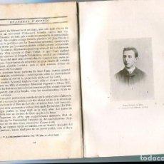 Libros antiguos: LLIBRE 1917 BIOGRAFIA ENRIC PRAT DE LA RIBA FOTOS PERSONALS CATALANISME MANCOMUNITAT DE CATALUNYA. Lote 81451008