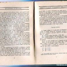 Libros antiguos: LLIBRE 1918 LA PERSONALIDAD FILOLOGICA DEL GALLEGO IDIOMA LENGUA GALICIA AURELIO RIBALTA. Lote 184055106