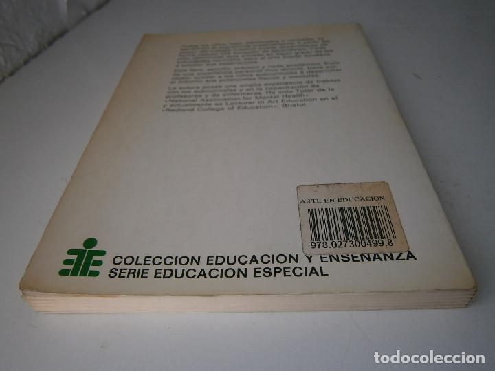 Libros antiguos: EL ARTE EN LA EDUCACION ESPECIAL Pauline Tilley CEAC 1986 - Foto 6 - 83602072
