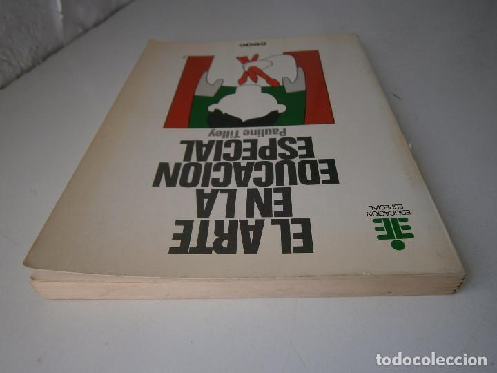 Libros antiguos: EL ARTE EN LA EDUCACION ESPECIAL Pauline Tilley CEAC 1986 - Foto 7 - 83602072