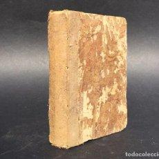 Libros antiguos: 1846 GRAMATICA LATINA DE ANTONIO DE NEBRIJA. Lote 91546750
