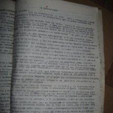 Libros antiguos: EL LIBERALISMO RELATO POLITICO SOCIAL EXPOSICION ORIGINAL DE CARLOS HERRERO MUÑOZ Y MANUSCRITO FIRMA. Lote 94072110