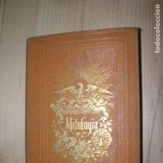 Libros antiguos: (F1) LA MITOLOGÍA CONTADA A LOS NIÑOS E HISTORIA POR FERNAN CABALLERO AÑO 1867. Lote 99270323