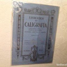Libros antiguos: CALIGRAFÍA , EDELVIVES. Lote 101267022