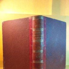 Libros antiguos: SUMARIO DE LAS LECCIONES DE UN CURSO DE LITERATURA GENERAL. FILLOL, D. JOSÉ V. 1865, 2ª ED, AMPLIADA. Lote 100370607