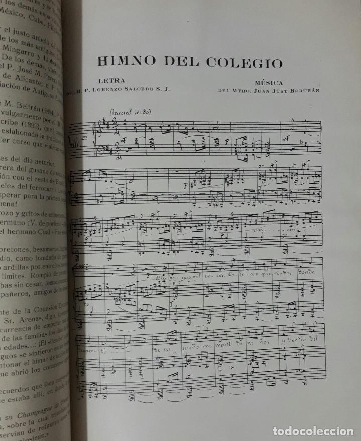 Libros antiguos: ORIHUELA COLEGIO DE SANTO DOMINGO FIESTAS DEL CINCUENTENARIO 1923 ALICANTE - Foto 2 - 101104703