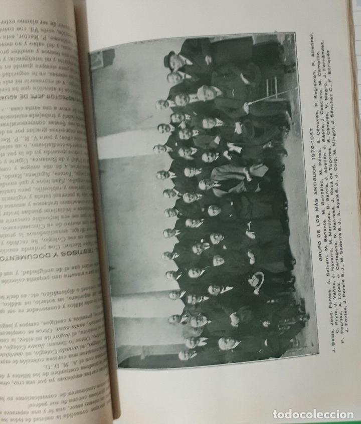 Libros antiguos: ORIHUELA COLEGIO DE SANTO DOMINGO FIESTAS DEL CINCUENTENARIO 1923 ALICANTE - Foto 3 - 101104703