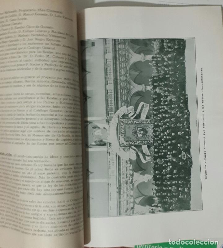 Libros antiguos: ORIHUELA COLEGIO DE SANTO DOMINGO FIESTAS DEL CINCUENTENARIO 1923 ALICANTE - Foto 4 - 101104703