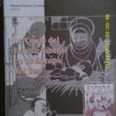 Libros antiguos: LIBRO Nº 1192 LA CRISIS DEL ESTADO LIBERAL EN LA EUROPA DEL SUR. Lote 102725415