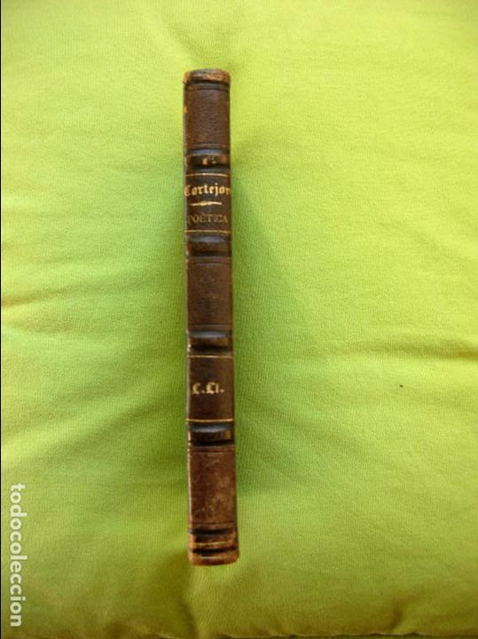 COMPENDIO DE POÉTICA POR D.CLEMENTE CORTEJON (Libros Antiguos, Raros y Curiosos - Ciencias, Manuales y Oficios - Pedagogía)